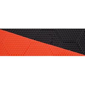 Fabric Hex Duo Rubans de cintre, black/red